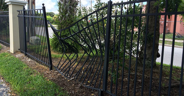 Fence Repair Washington Dc
